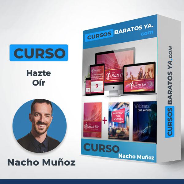Hazte oir - Nacho Muñoz